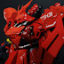 MG 1/100 Sazabi Ver.Ka - Custom Build