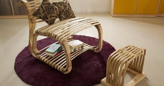 93 Desain Gambar Kursi Bambu Minimalis Gratis Terbaik