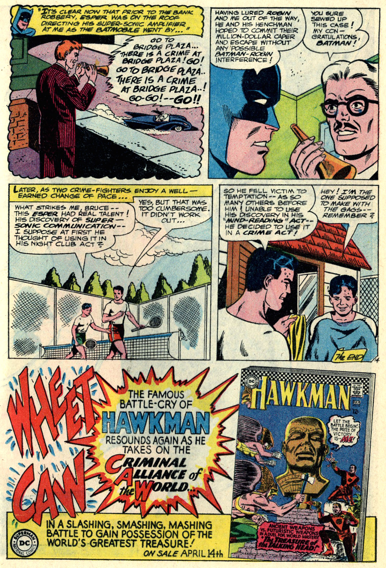 Detective Comics (1937) 352 Page 16
