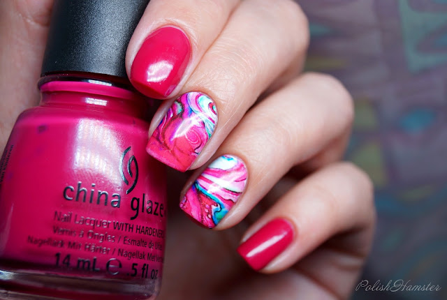 "China Glaze ""Heart of the Matter"" и слайдер My Pretty 147"