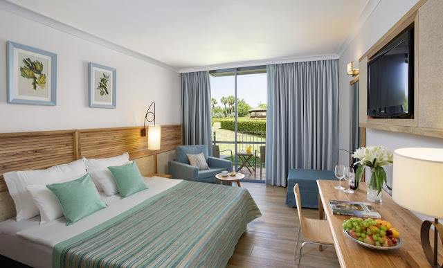 חדר בבית מלון גינוסר