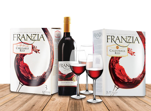 Sweet Franzia Boxed Wine To Celebrate Any Occasion