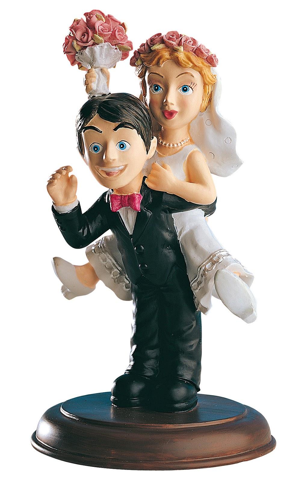 imagen figura para tarta de boda
