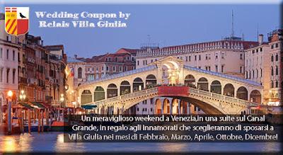weekend a venezia sposi omaggio