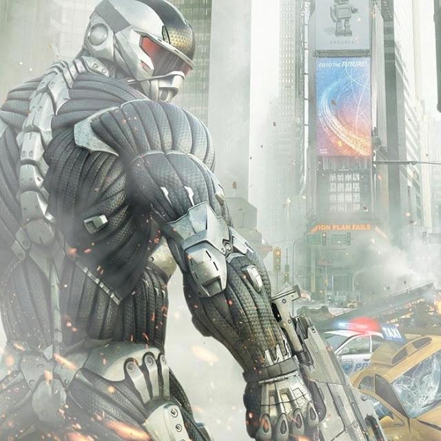 Crysis 2 Wallpaper Engine