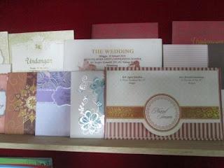 Percetakan kartu undangan di palembang, undangan murah dan berkualitas baik