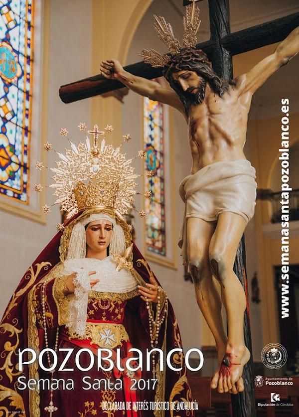 Programa, Horario e Itinerario Semana Santa Pozoblanco (Córdoba) 2017