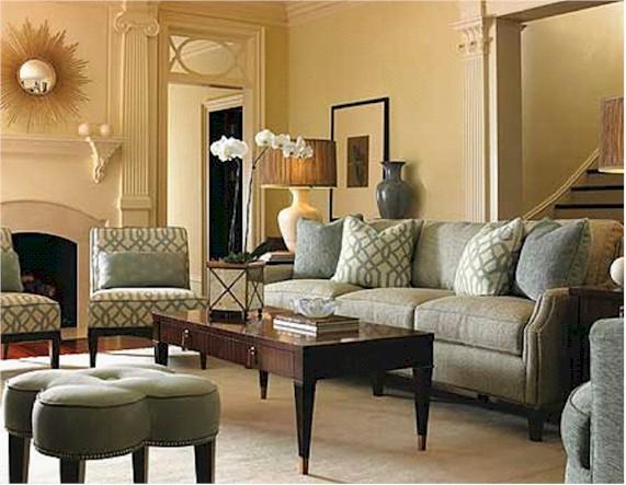 Living Room Furniture High End