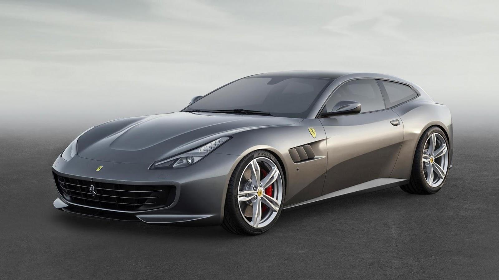 Ferrari GTC4 Lusso 3,4 giây