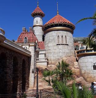 Magic Kingdom Prince Erics castle