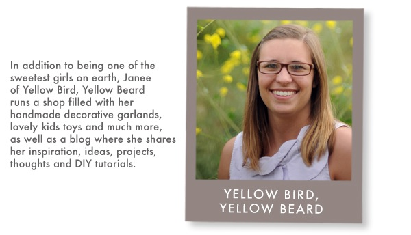 YELLOW BIRD YELLOW BEARD