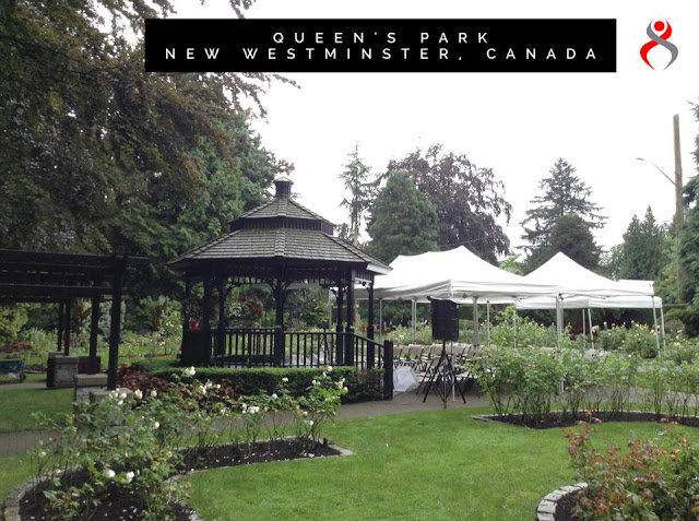 Outdoor tent Gazebo Sikh Wedding