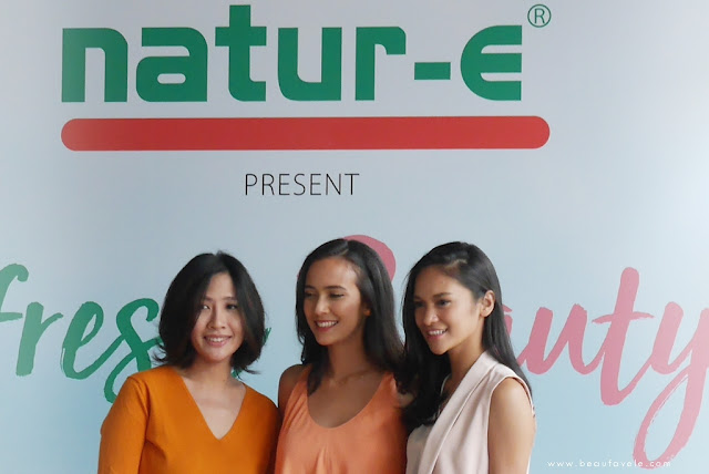 Launching natur-e face mist