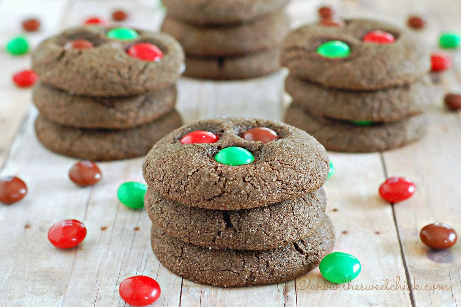 Gingerbread Cookies Handle The Heat