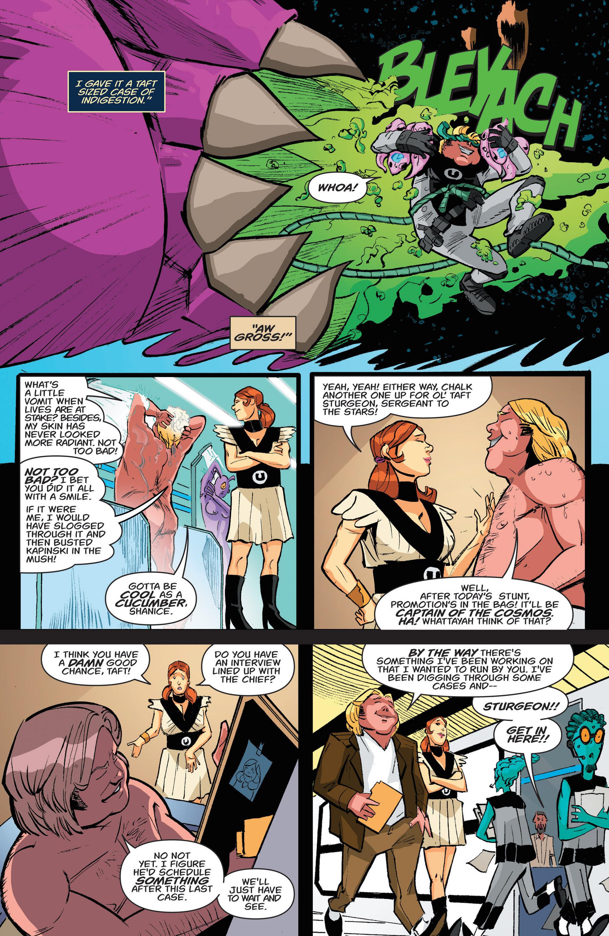 Read online Shutter comic -  Issue #23 - 22