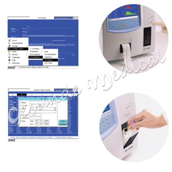 toko hematology analyzer