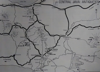 Central Java Maps