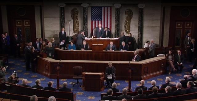 'It Is Over': Biden Quiets Democrats As Congress Meets To Make Trump Victory Official