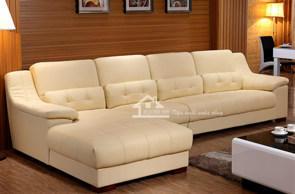 Ghế sofa góc dành cho phòng khách