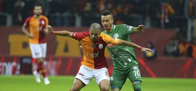 Rizespor-Galatasaray maçında ilk 11'ler