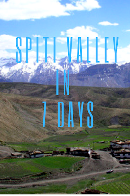 Spiti Valley in 7 days