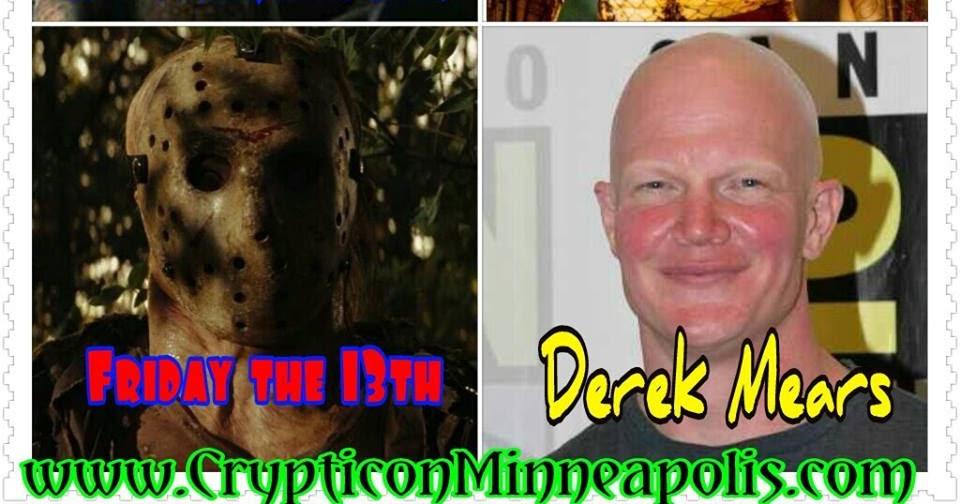 Derek Mears To Scare Jason Voorhees Fans This September ...