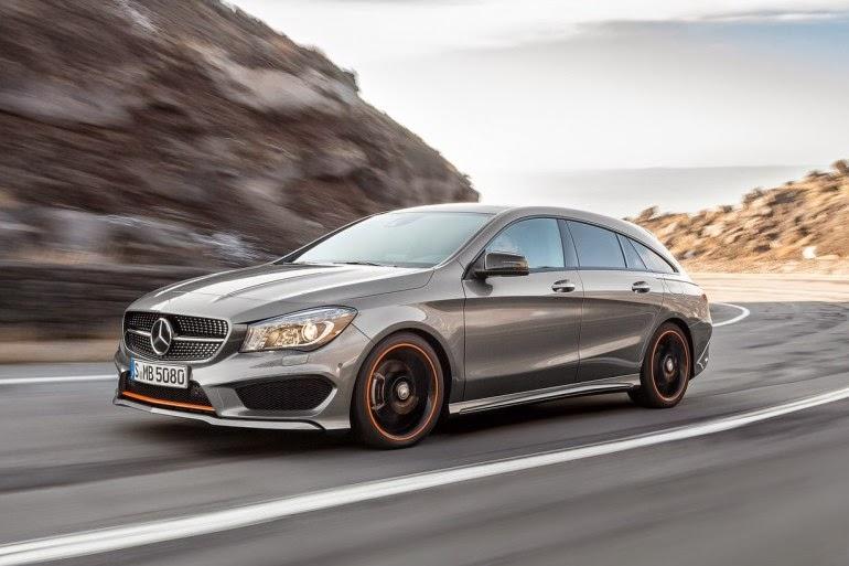 новый Mercedes-Benz CLA