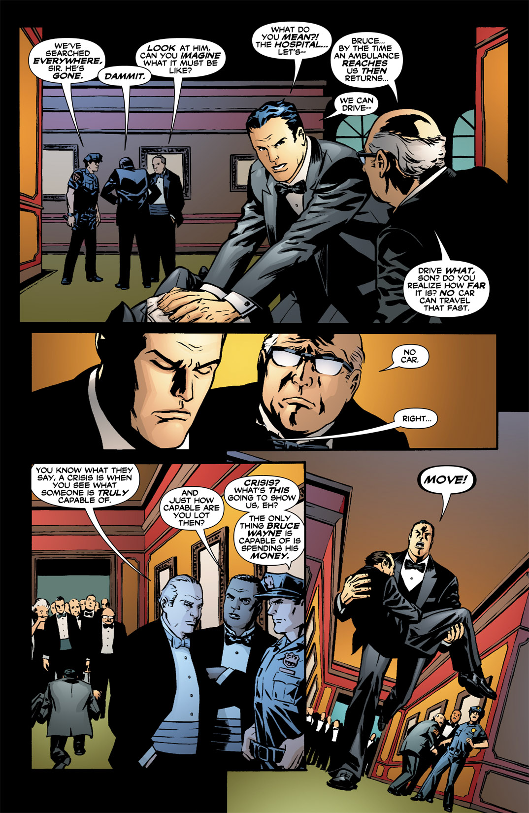 Detective Comics (1937) 815 Page 13