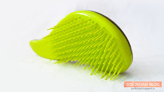 Macademia No Tangle brush četka review recenzija