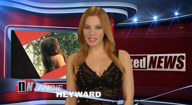 Angie Heyward