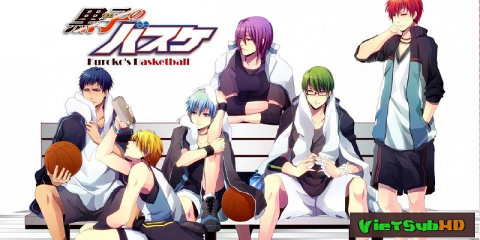 Phim Kuroko No Basket - Season 2 Full 25/25 VietSub HD | Kuroko No Basket - Season 2 2013
