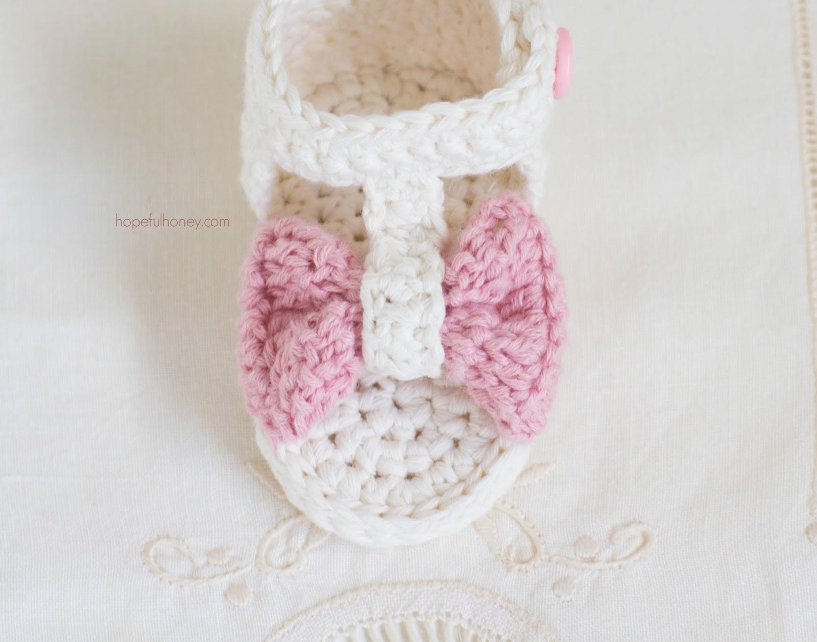 Hopeful Honey Craft, Crochet, Create: Bonbon Baby ...