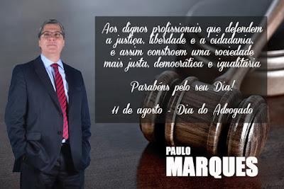Dia do Advogado 2016 Paulo Marques