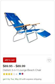Target Beach Chairs 1