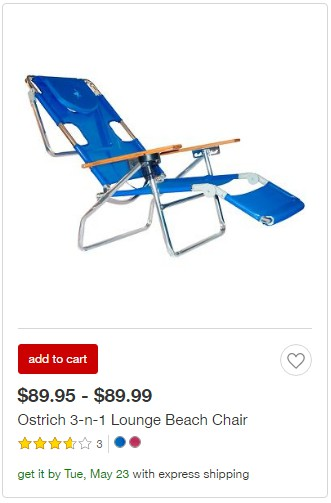 Target Beach Chairs (The Best List)