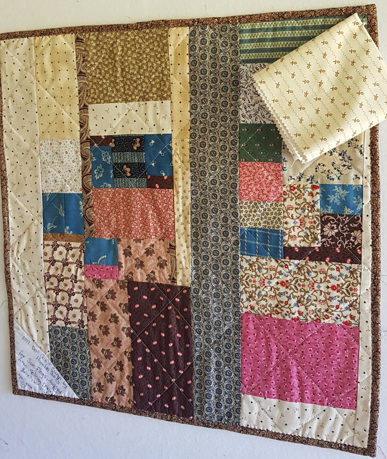 Sue Joes Quilt
