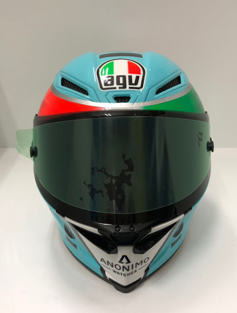Agv PistaGP R L.Dalla Porta 2018 by Starline