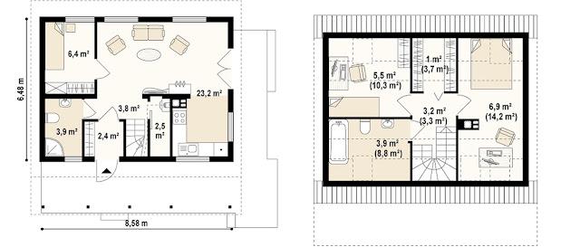 каркасные дома под ключ недорого для постоянного