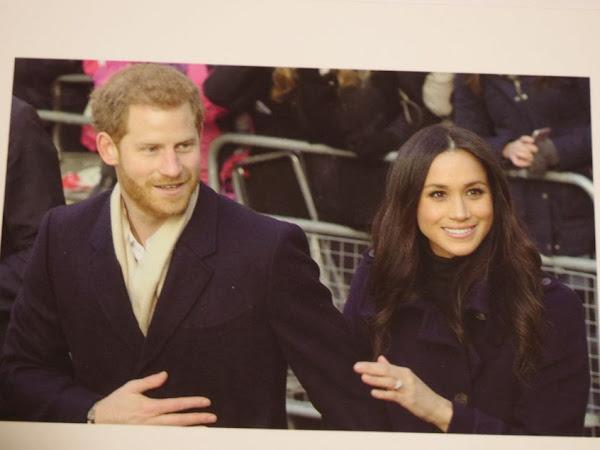 Odpowiedź od księcia Harry'ego i Meghan Markle + więcej.