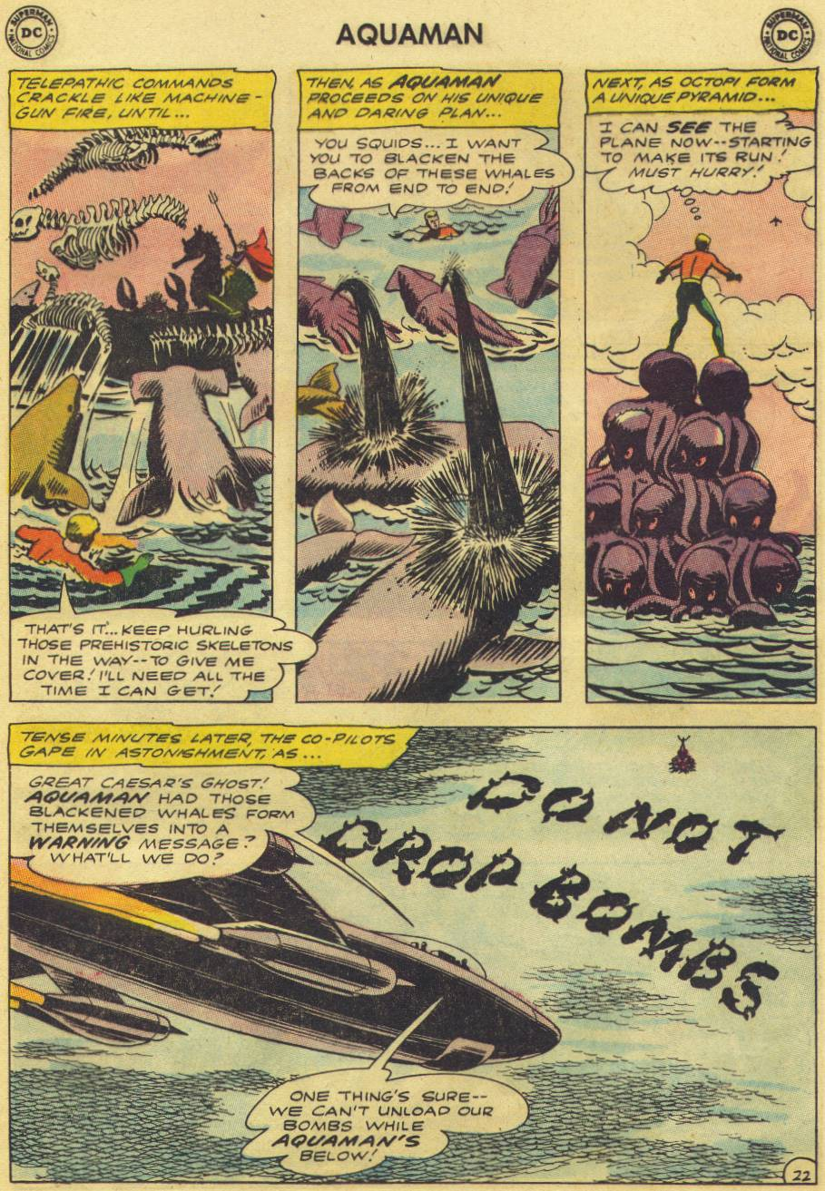 Read online Aquaman (1962) comic -  Issue #9 - 29
