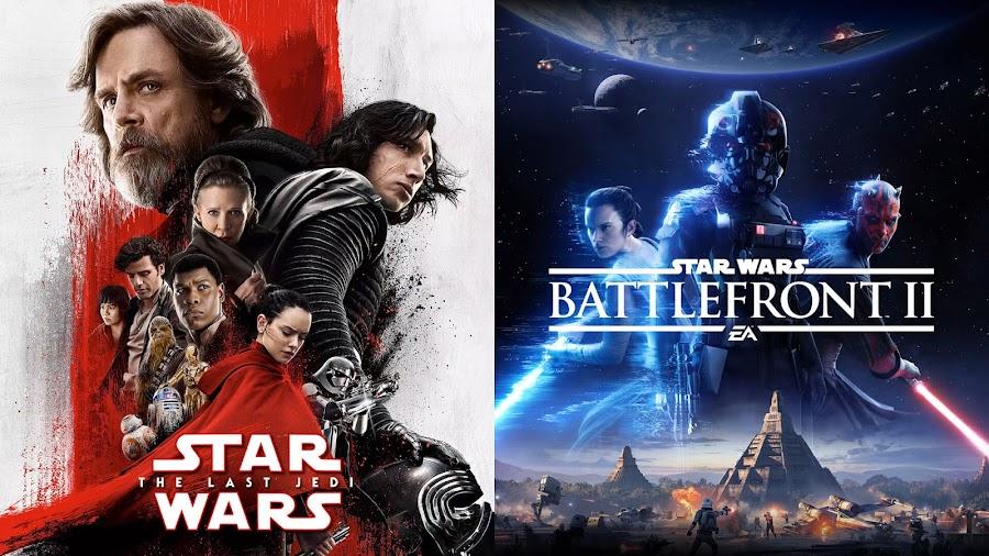 star wars battlefront ii the last jedi update