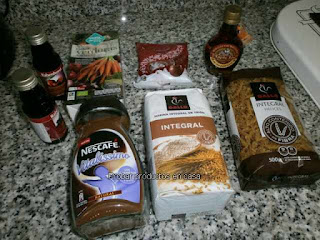 Disfrutabox Enero: Nescafé, Gallo, Lindt