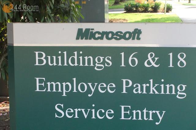 マイクロソフト本社 Microsoft HQ1
