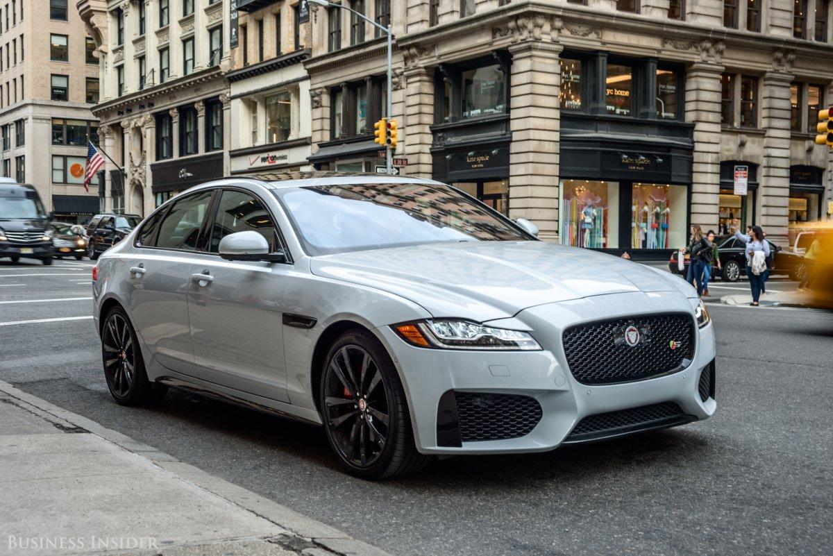 HÌNH ảnh xe Jaguar Xf