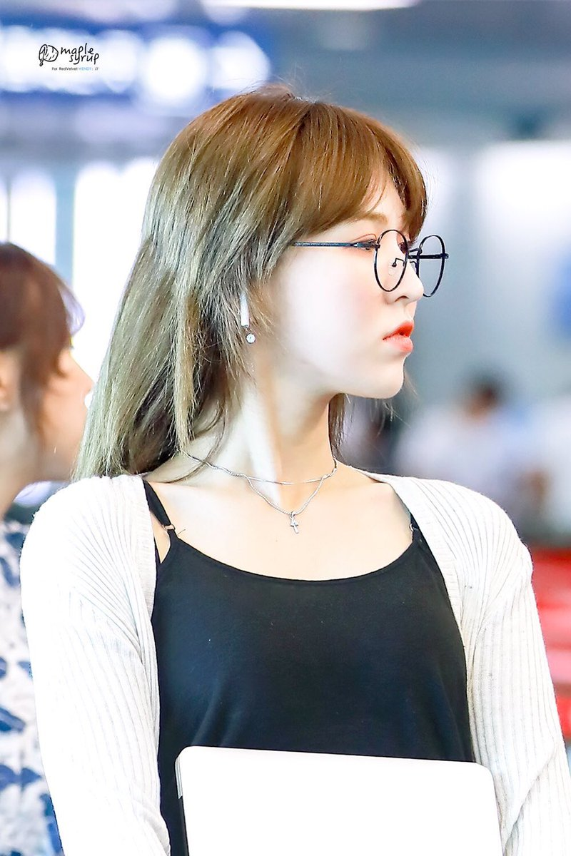 She appeared at the airport in various revealing outfits, check out the  photos attached below!