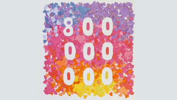 إنستغرام تعلن رسميا عن عدد مستخدميها النشيطين