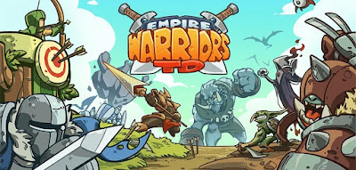 Empire Warriors: Tower Defense TD Strategy Games MOD APK Download