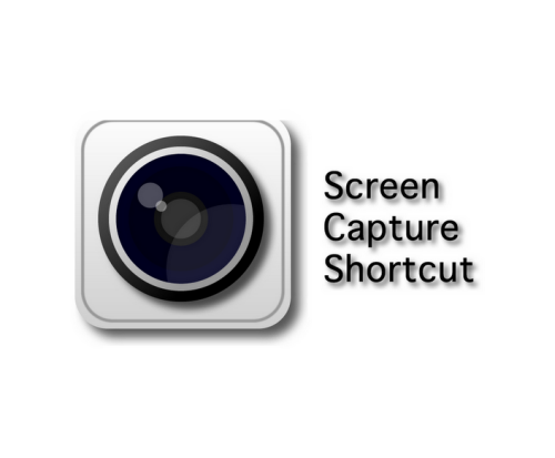 Software capture screen and edit images