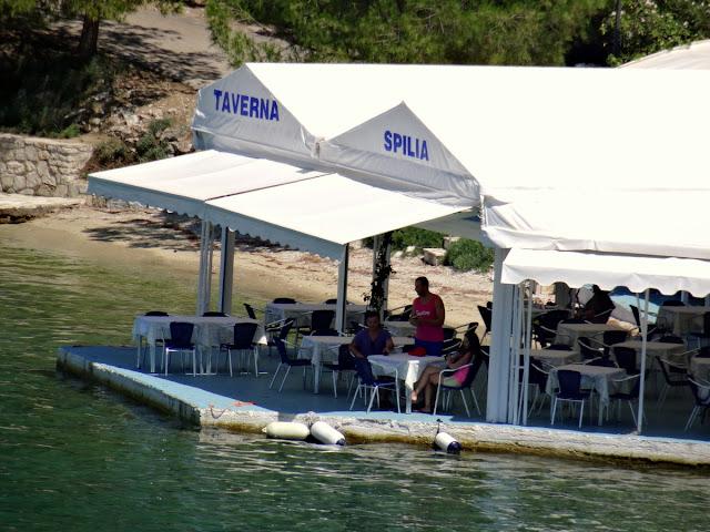 Taverna Spilia Meganisi