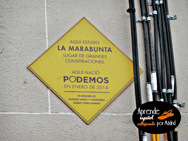 aquí nació Podemos